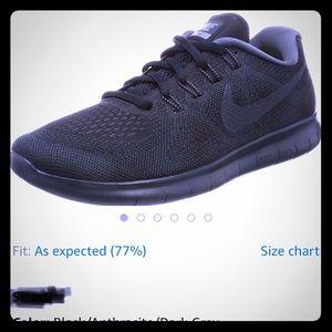 Nike Free Run Running Shoe